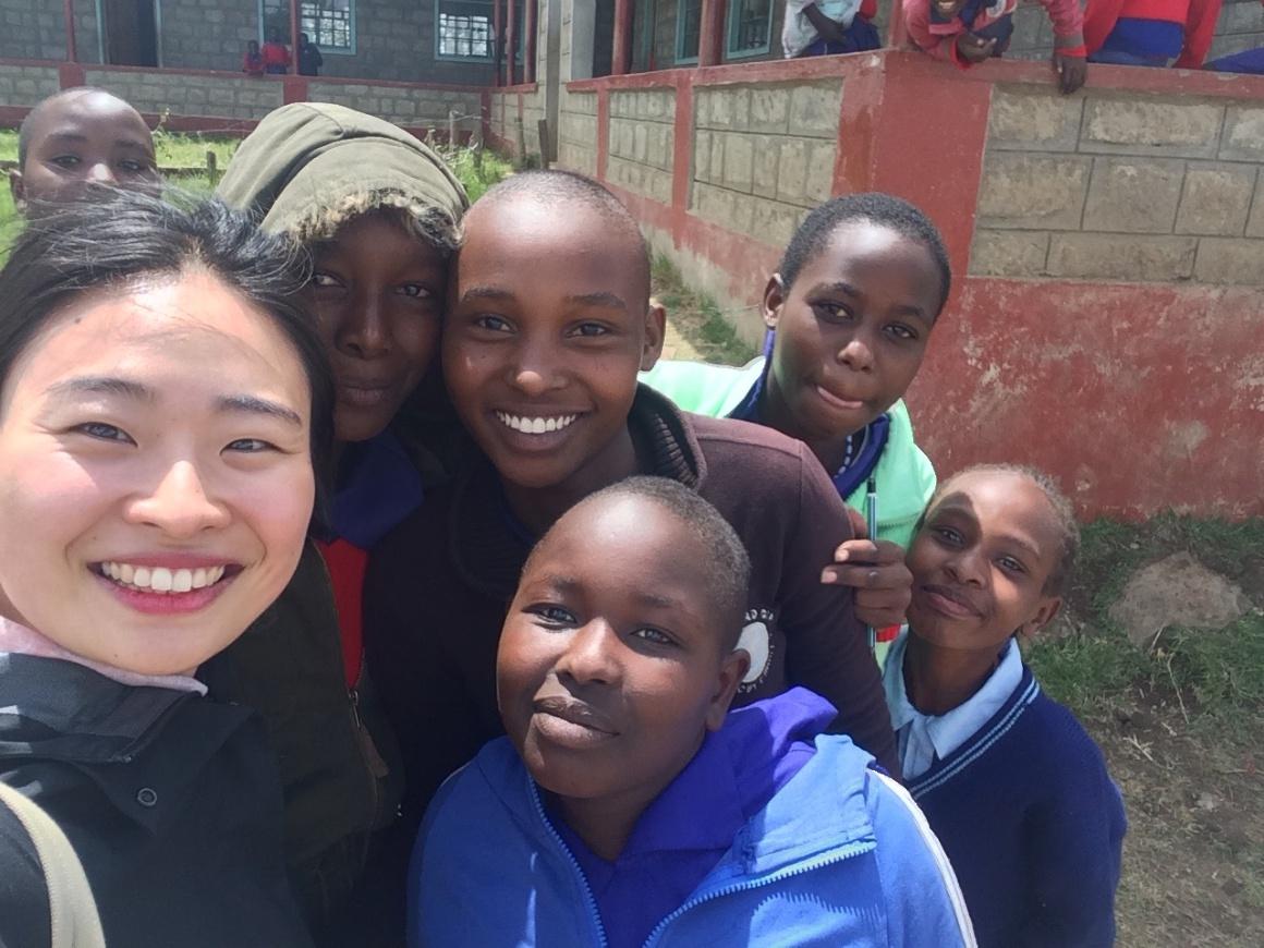 케냐에서 온 편지