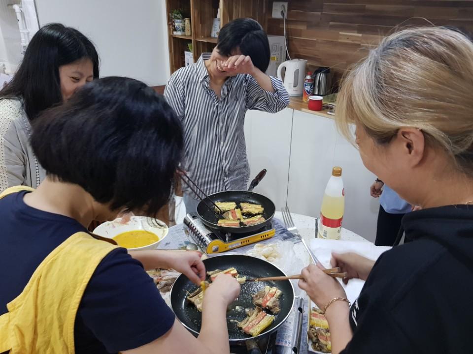 [보미 맛집] '추석 맞이 음식' 만들기